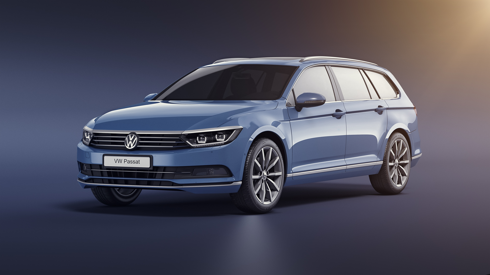 volkswagen passat variant 2015 grafik 3d micha szyma ski. Black Bedroom Furniture Sets. Home Design Ideas