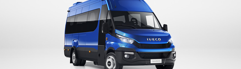 Iveco Daily 2015 Minibus