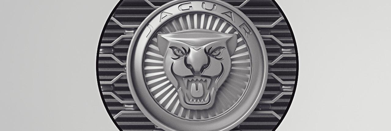 Jaguar XJ 2016 - logo